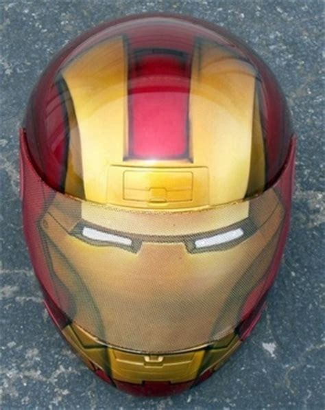 iron man helmet design tattoo simplicity top 10 wicked designs on motorbike helmets