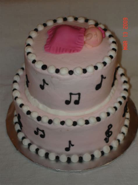 Church Baby Shower Ideas by Church Choir Baby Shower I Made This Cake For A Baby