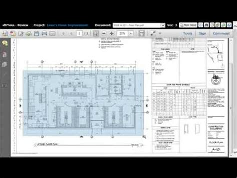 layout editor measure how to measure pdf construction drawings youtube