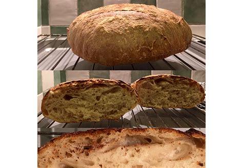 cottura pane fatto in casa pane fatto in casa la ricetta con lievito madre