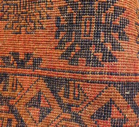 Burnt Orange Area Rug Antiques Atlas Vintage Tekke Bokhara Wool Area Rug Burnt Orange