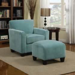 Living Room Chair Turquoise Portfolio Park Avenue Turquoise Blue Velvet Arm Chair And
