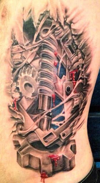 biomechanical tattoo florida iron rose tattoos tattoos page 2