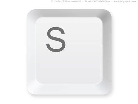 keyboard button psd template vector file 365psd com
