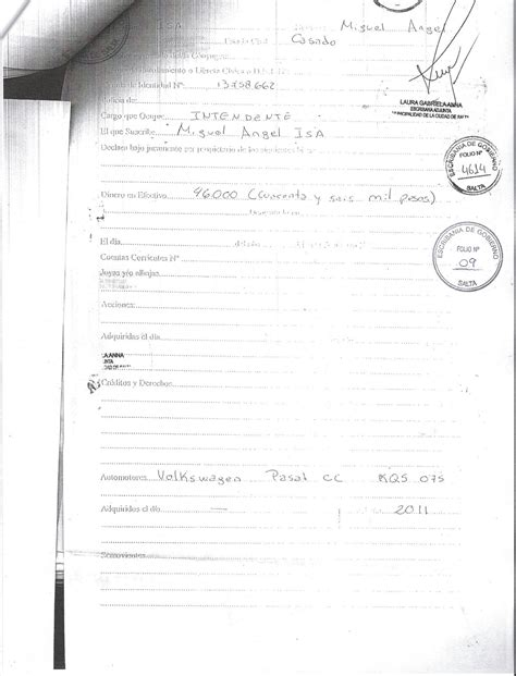 modelo actualizado de carta de no poseer vivienda modelo de declaracion jurada de no poseer inmuebles