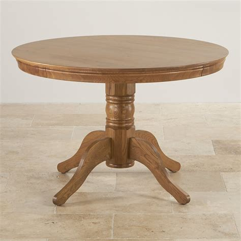 quercus 6ft dining table in rustic real oak pedestal table in rustic oak oak furniture land