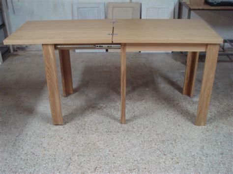 tavolo ribalta tavolo a ribalta allungabile su misura roma falegnameria