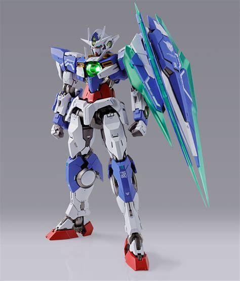 Hg Hugo Mobile Suit Bandai Original bandai gundam metal build gundam 00 qan t
