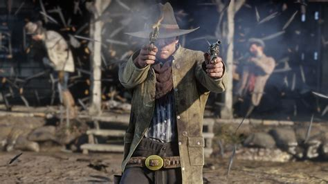 Who Has The Best Look Of Redemption In 2007 by Dead Redemption 2 Has Been Delayed To October 26 Vg247