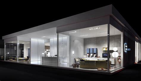 Exhibition Interior Design by Salone Mobile Stand Feg Salvarani 2011 Matteo Nunziati