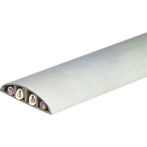 Barre De Seuil Passe Cable by Passage De Plancher Blanc H 1 7 X P 7 5 Cm Leroy Merlin