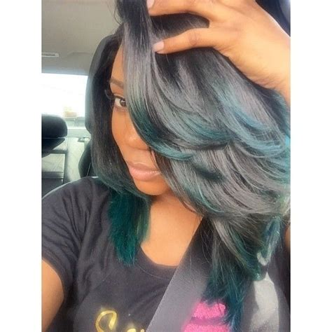which hair is better for sew in bob ombre hair color for black women 61 color change