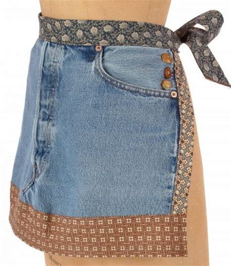 pattern for jeans apron katiesheadesign upcycled jean front apron free sewing