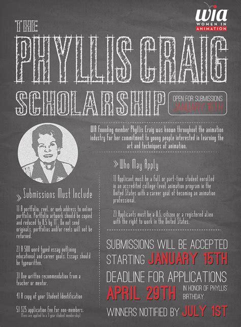 game design hostos women in animation s the phyllis craig scholarship