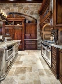 Kitchen Styling Ideas Tuscan Kitchen Design Tuscan Kitchen Style With Marble Countertop Kitchen Design Ideas