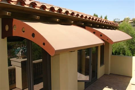 unique awnings unique arched style awnings awnings pinterest