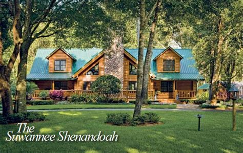 Suwannee River Cabins by Log Cabin Homes Acquires Suwannee River Log Homes The