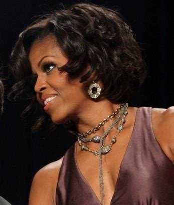 michelle obama hair extensions hairstylegalleries com michelle obama hair on pinterest michelle obama pictures