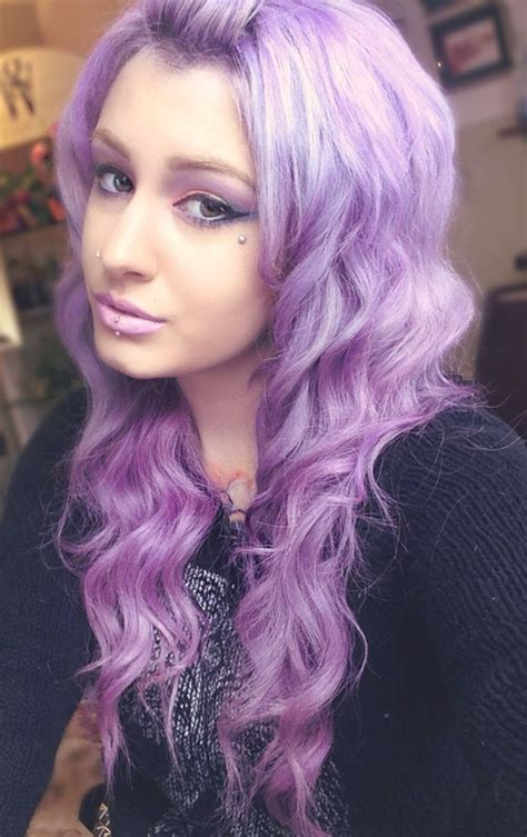 lilac hair color 549 best haircolor images on colourful