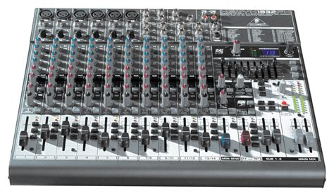 Mixer Behringer Xenyx 1832fx behringer xenyx 1832fx image 317985 audiofanzine