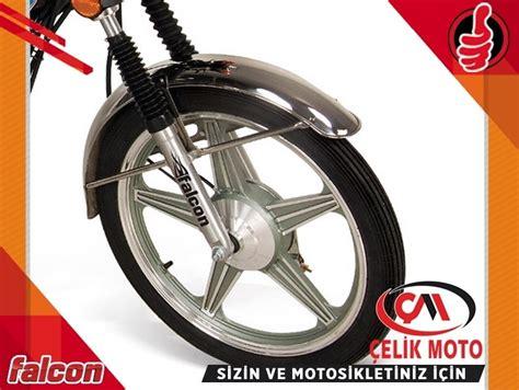 falcon attack  aluminyum jant motosiklet siyah