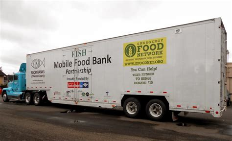 Mobile Food Pantry Truck by Does Anyone Oppose Charity Prism Pacific Lutheran