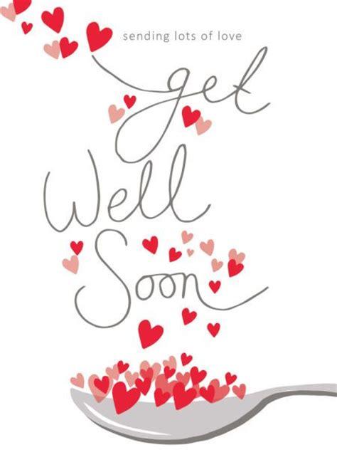 feel better card template best 25 get well soon ideas on get well