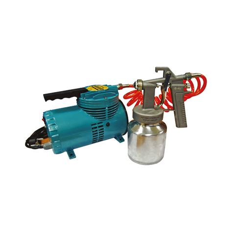 Kompresor Dispenser Jual Mini Kompresor Compressor Spray Gun 777a Niagamas