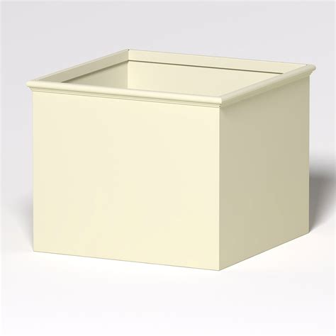 Commercial Fiberglass Planters by Tuscana Fiberglass Commercial Planter 60in L X 60in W X 48in H