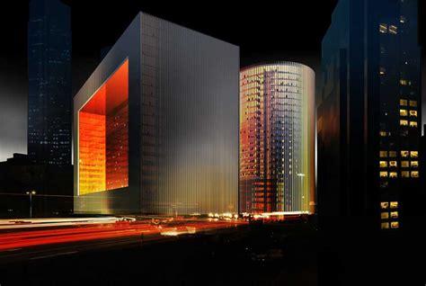 porsche tower car museum buildings architecture designs e architect