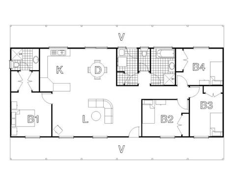 30x40 Open Floor Plans Joy Studio Design Gallery Best Design
