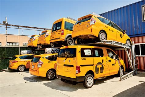 Car Garage Design by The Struggles Of New York City S Taxi King