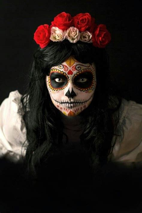 catrinas dia de muertos catrina makeup dia de muertos favorites pinterest