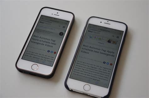 iphone test iphone se test macerkopf