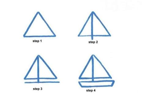 how to draw a dory boat the 25 best boat drawing ideas on pinterest boat