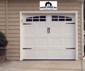 garage door carriage house garage doors dream garage usa