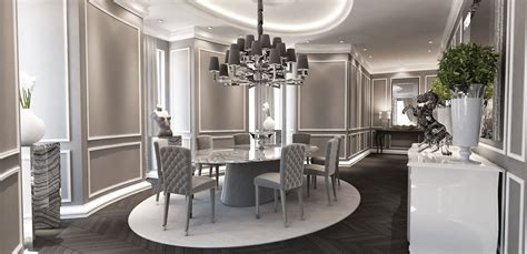 Bond Interior Design by With Andrea Bonini Italian Luxury Interior