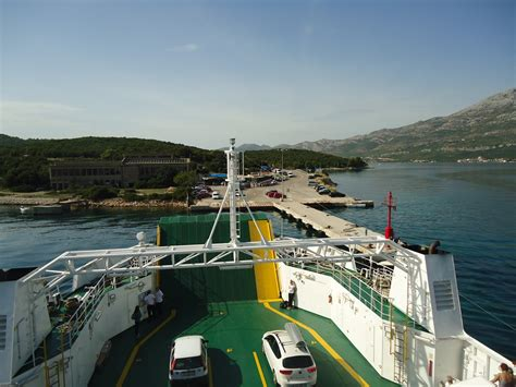 catamaran ferry split korcula island korcula car ferry and catamarans timetable and prices