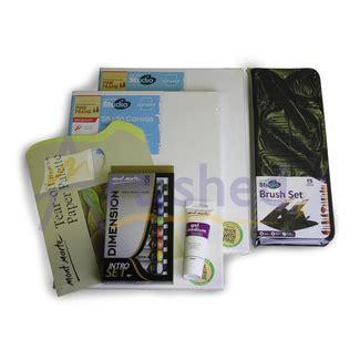 Mont Marte Canvas Pad 10 Sheet A5 Hi Store mont marte window paint set