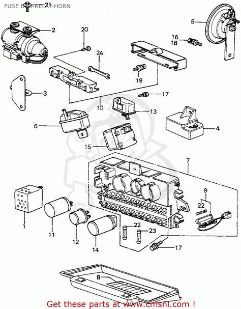 wiring diagram regulator rectifier honda cb450 k k