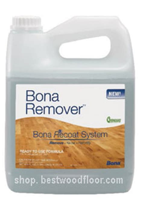 Hardwood Floor Wax Remover by Bona Remover 1g Part Of The Bona Recoat System