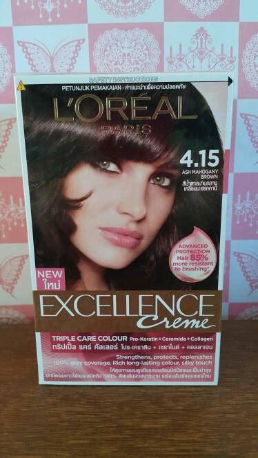 Loreal Pewarna Rambut jual l oreal excellence creme loreal hair colour cat