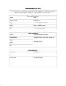 doc 585650 blank promissory note blank promissory note