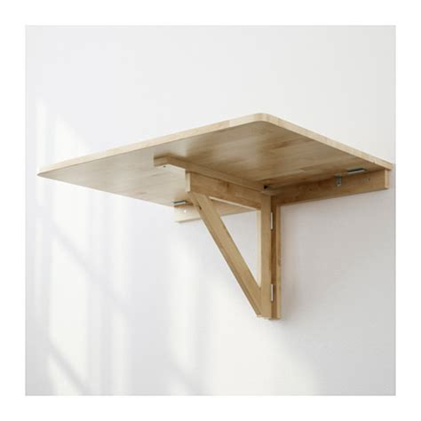 Wall Mounted Tables by Folding Table Wall Mounted Nazarm