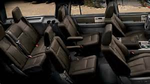 2015 Ford Expedition Interior 2015 Ford Expedition Vs 2015 Chevy Suburban Chicago Il