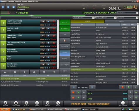 tutorial dj online internet broadcasting software for second life djs