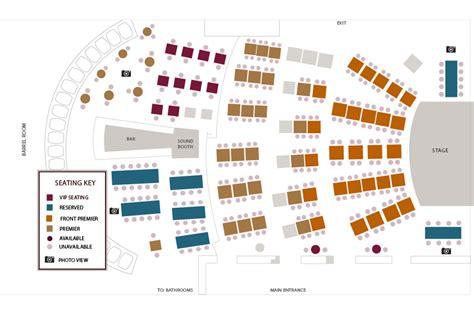 city winery seating chart city winery my favorite seats