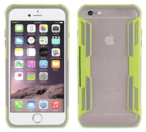 bumper antishock lima anti slip iphone 6 plus 6s plus