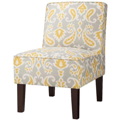 ikat slipper chair threshold slipper chair ikat