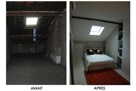 Am駭agement De Chambre - amenagement de combles dovy elmalan transformation d